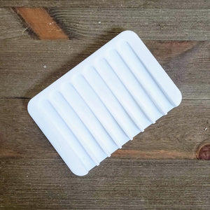 Washable Silicone Soap DIsh