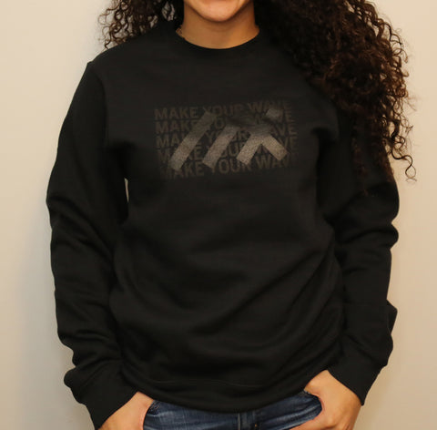 05_BLACK CREWNECK SWEATSHIRT
