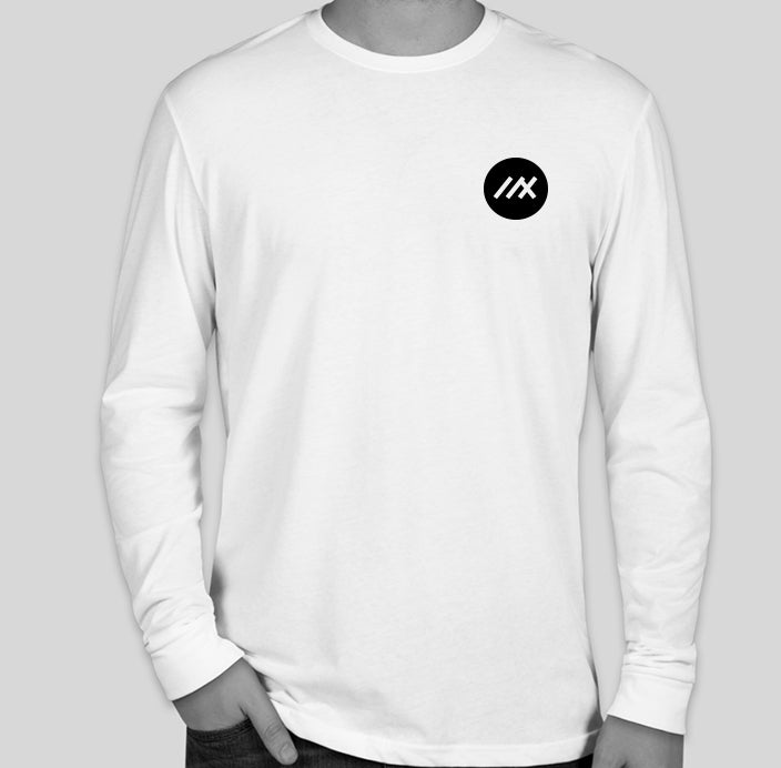 MX White Long Sleeve No.1