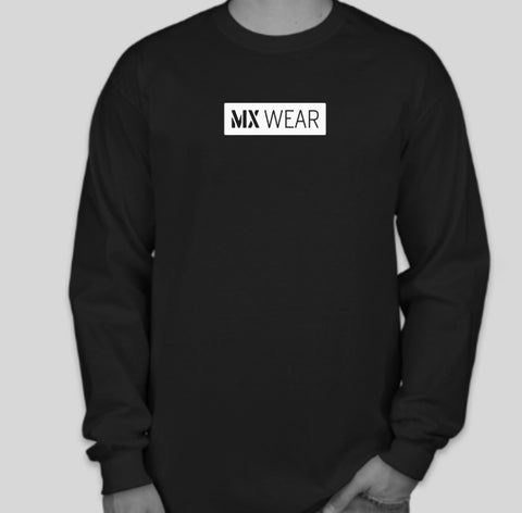 MX Black Long Sleeve
