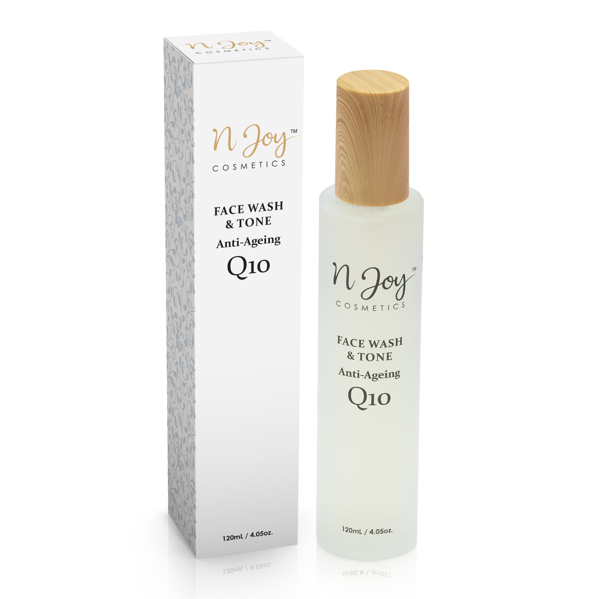 Q10 2-in-1 Face Wash & Tone