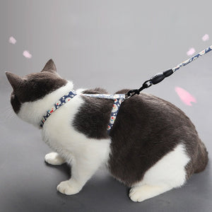 Cat Collar Harness Leash - Pet Shop Boys and Girls