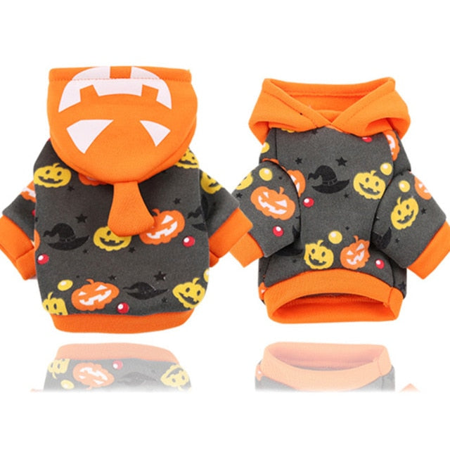 Halloween Carnival Funny Pet Clothes outfit for Small Dogs Cats - Pet Shop Boys and Girls