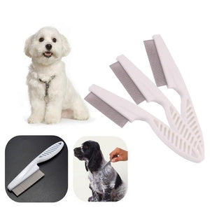 Pet Dog Hair Brush - Pet Shop Boys and Girls