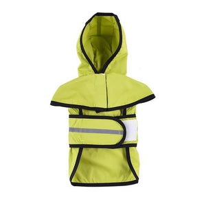 Waterproof Rain Jacket - Pet Shop Boys and Girls