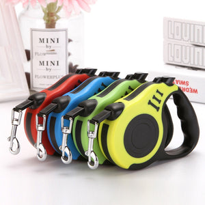 Retractable Dog Leash - Pet Shop Boys and Girls