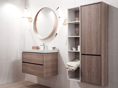 bathroom wall cupboards