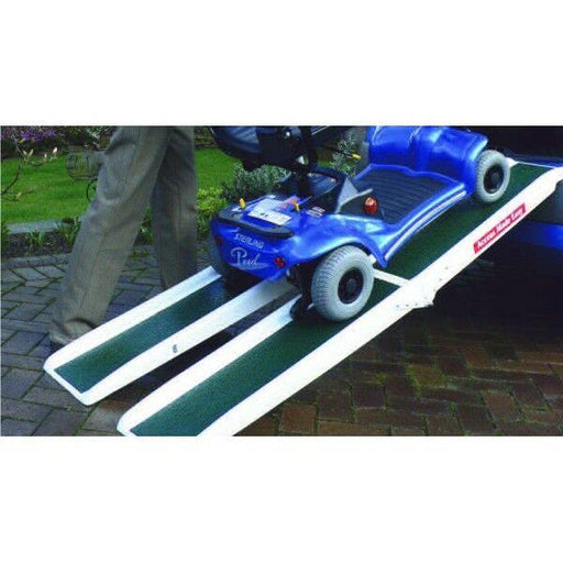 Folding Access Ramp - Channel Ramp