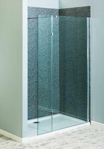**ALL SIZES** Full Height Glass Shower Screen