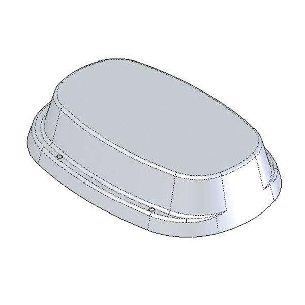 IP50 Impey Toilet Plinth 50mm - Adaptation Supplies Ltd