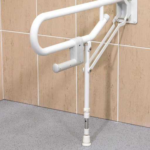 AKW Fold up Double Support Rails - Adaptation Supplies Ltd