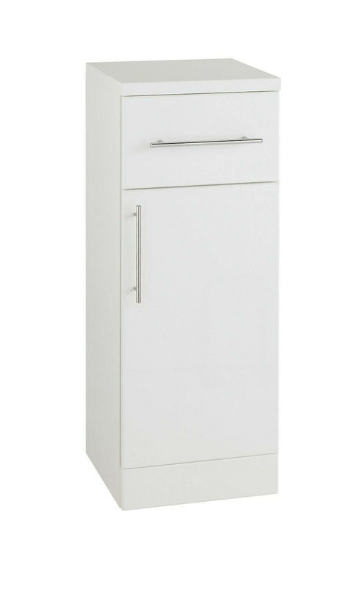 Bathroom single door base unit 250 x 300mm