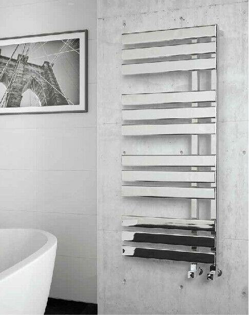 Bathroom Oregon designer towel rail