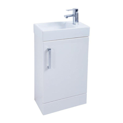 Liberty Floor Standing Unit with Ceramic Basin