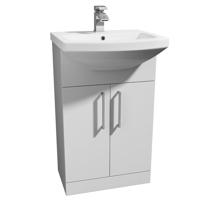 Trim 550mm Cabinet with Basin