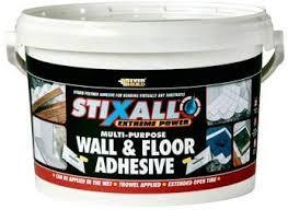 Stixall Multi-Purpose Adhesive - Adaptation Supplies Ltd