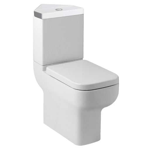 Options 600 Corner Toilet