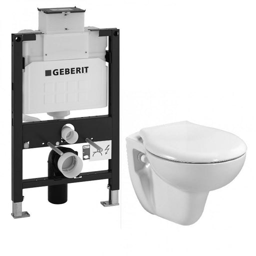 Freelux Wall Hung Toilet Pack - Adaptation Supplies Ltd
