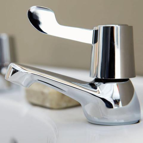 Lever Handle Basin Taps