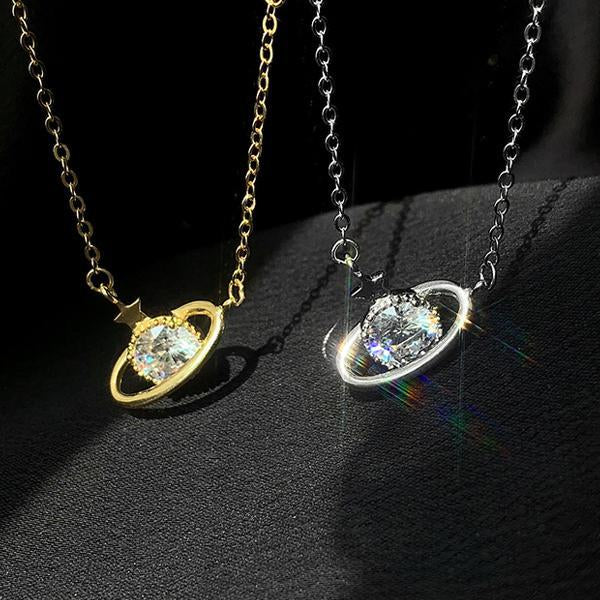 Planet Necklace - Love regardless of distance