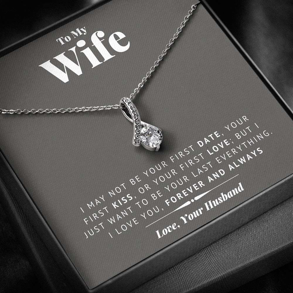 (Almost Gone) To My Wife - Last Everything - Necklace