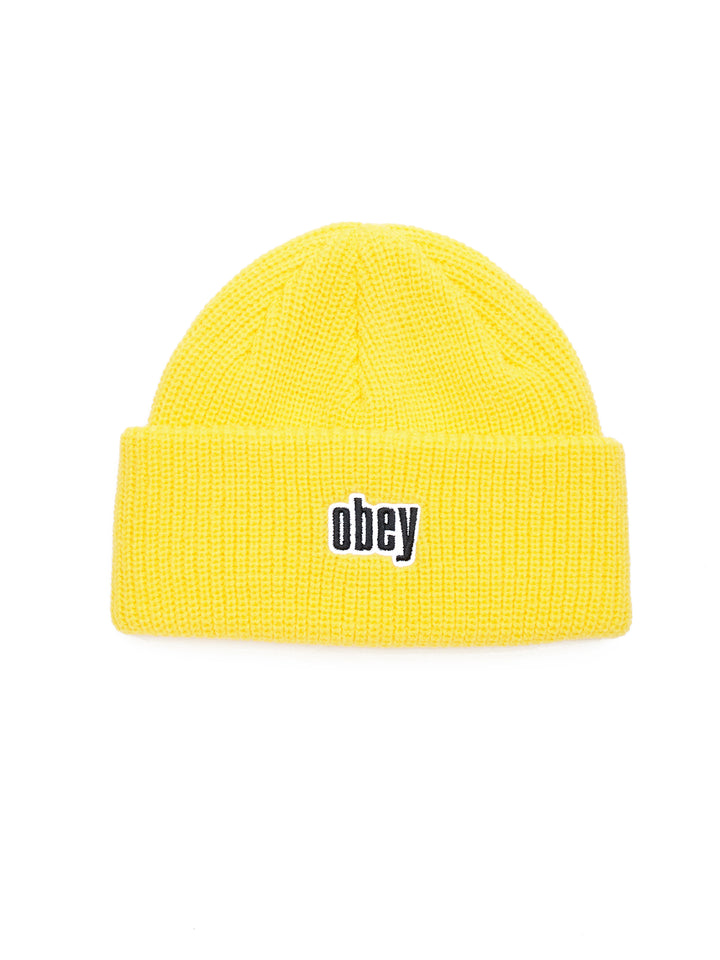 Jungle Beanie | Sulphur - West of Camden