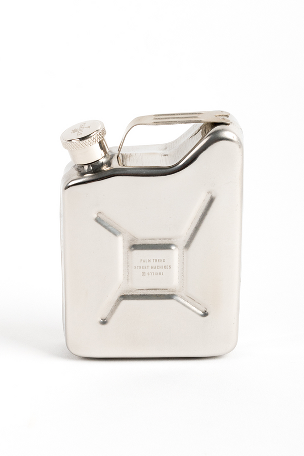 Military Flask | Stainless Steel