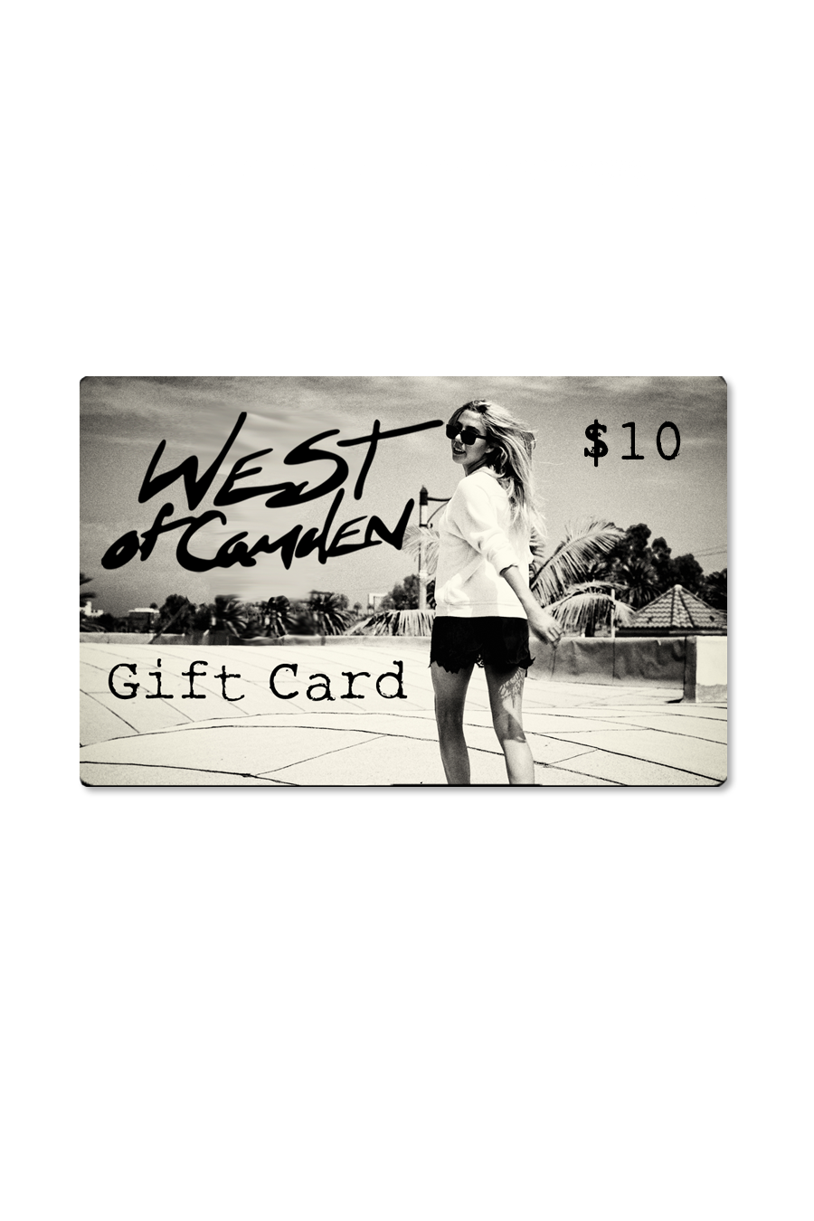 Gift Card - West of Camden