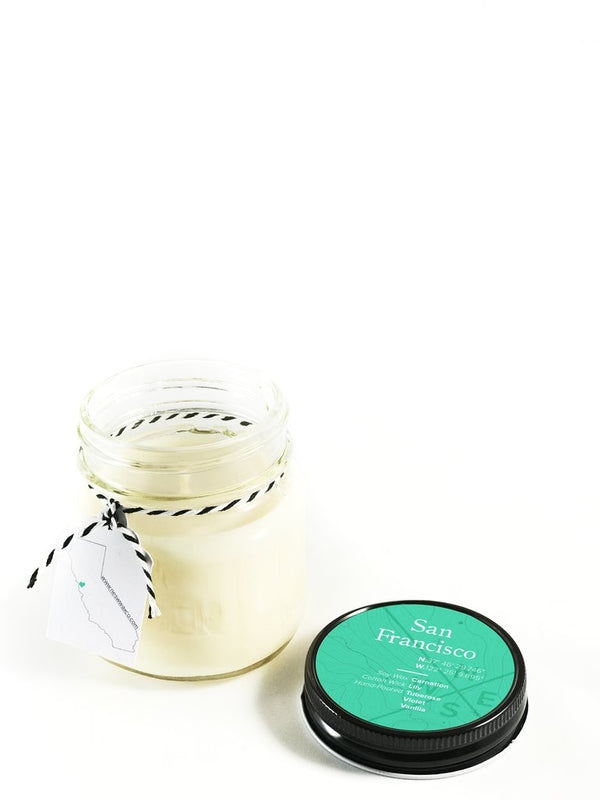 San Francisco Soy Candle