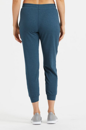 Performance Jogger | Indigo Heather - West of Camden