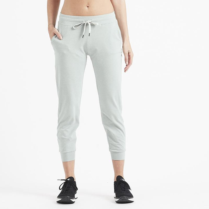 Performance Jogger | Sage Heather