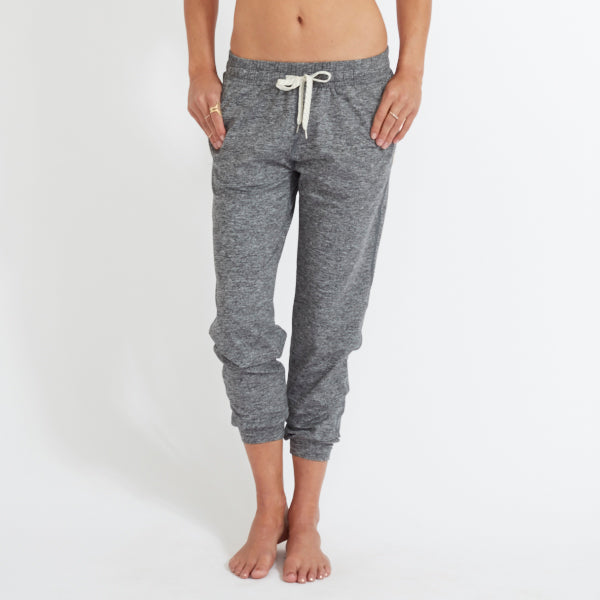 Performance Jogger | Heather Grey - West of Camden