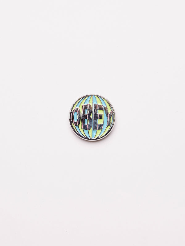 Obey Ball Pin - West of Camden