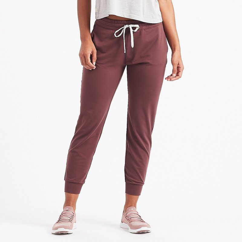 Performance Jogger | Fig - West of Camden