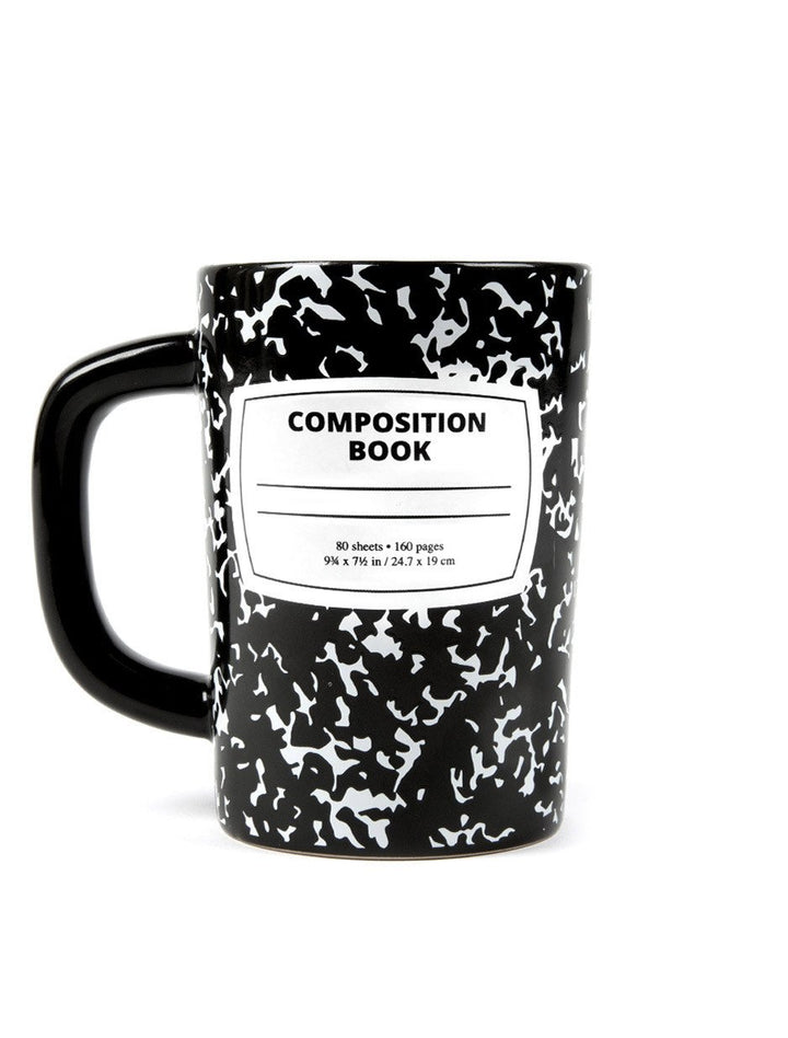 Composition Notebook Mug - West of Camden