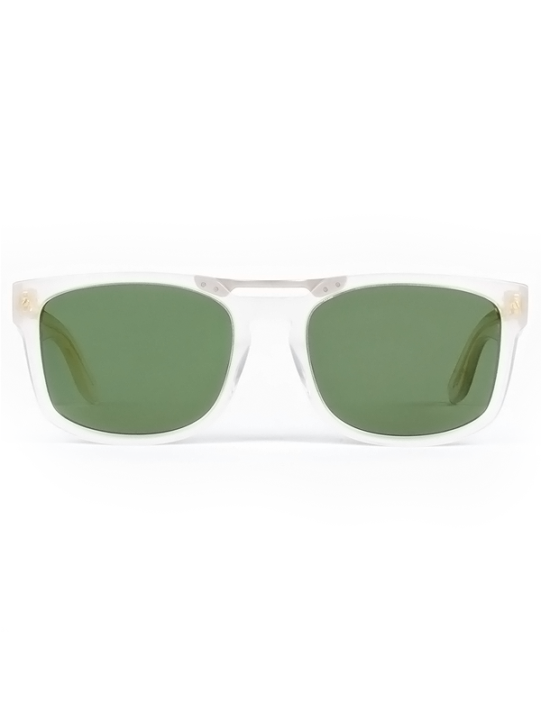 Willmore Sunglasses | Amber - West of Camden