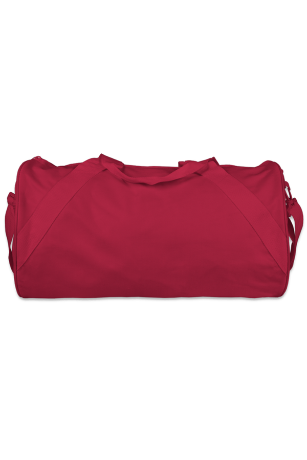 Not Yours Duffel Bag | Red