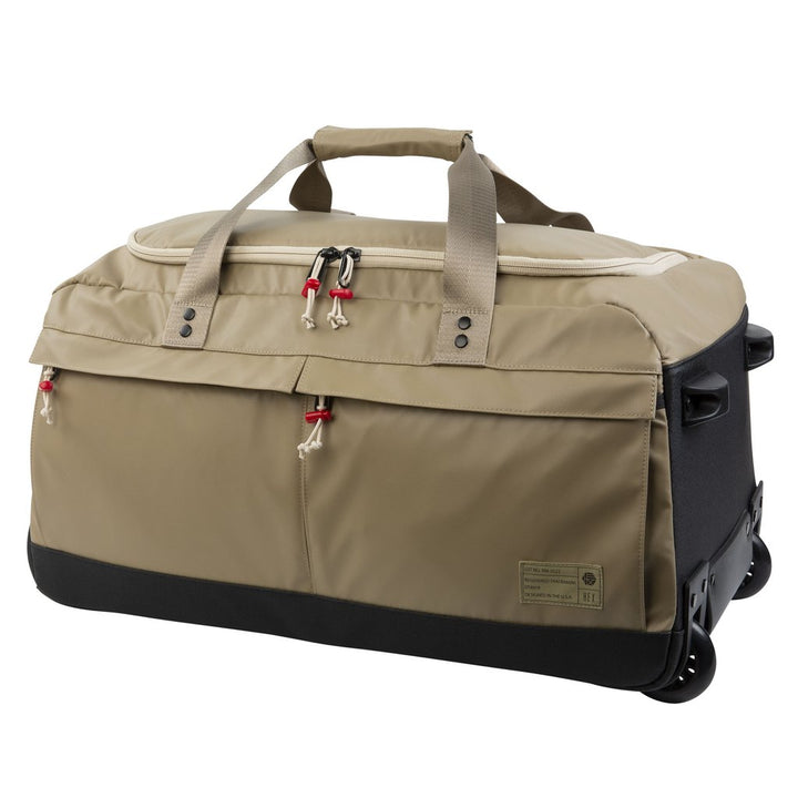 Terra Carry On Roller Khaki Utility - West of Camden
