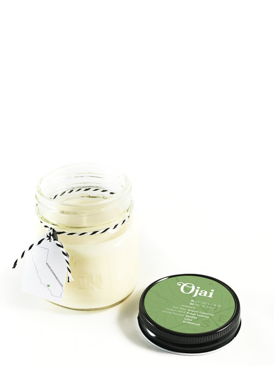 Ojai Soy Candle