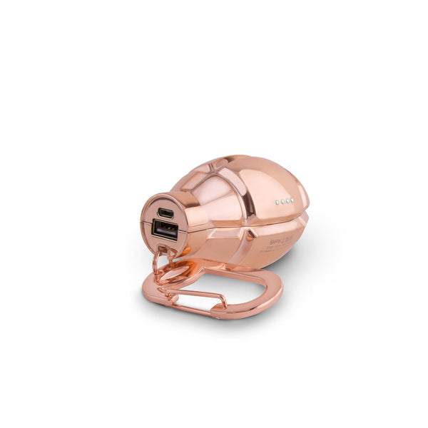 Nade Grenade Power Bank | Rose Gold