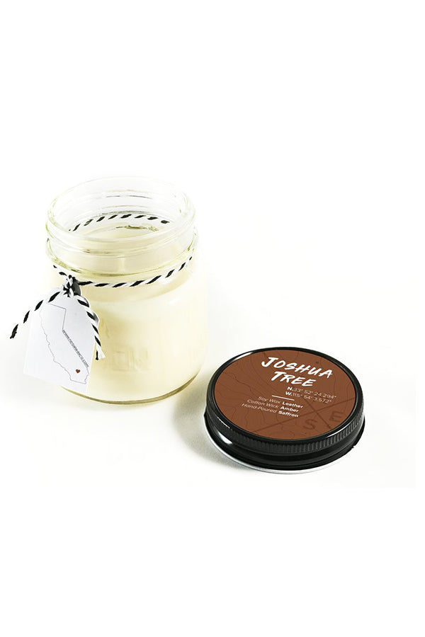 Joshua Tree Soy Candle - West of Camden