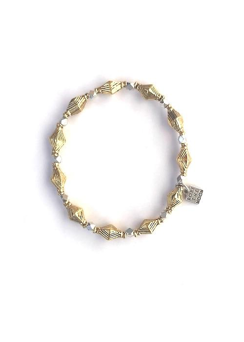 Siren Bracelet / Gold - West of Camden