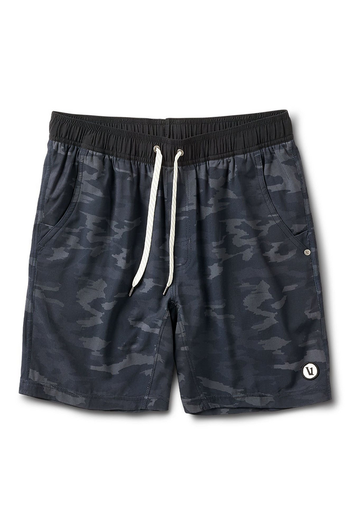 Kore Short | Black Watercolor Camo