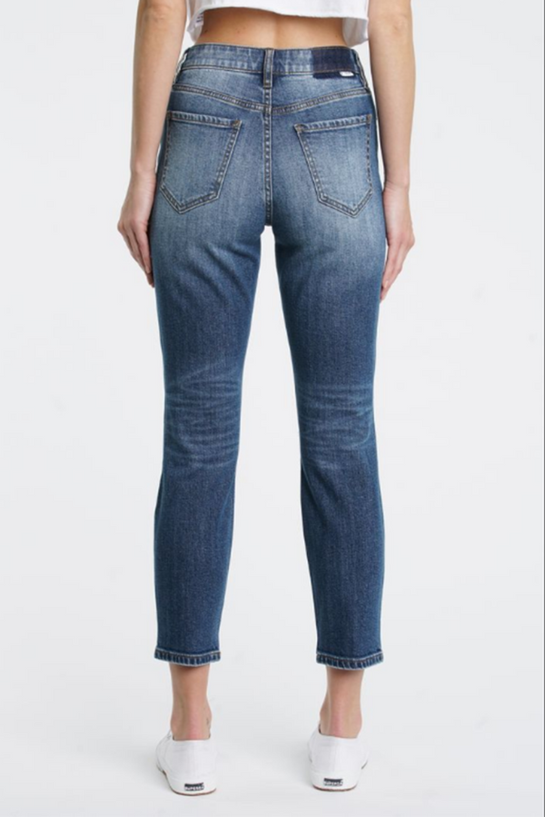 Original High Rise Mom Denim | Snooze
