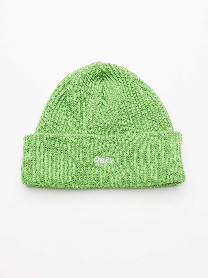 Hangman Beanie | Key Lime - West of Camden