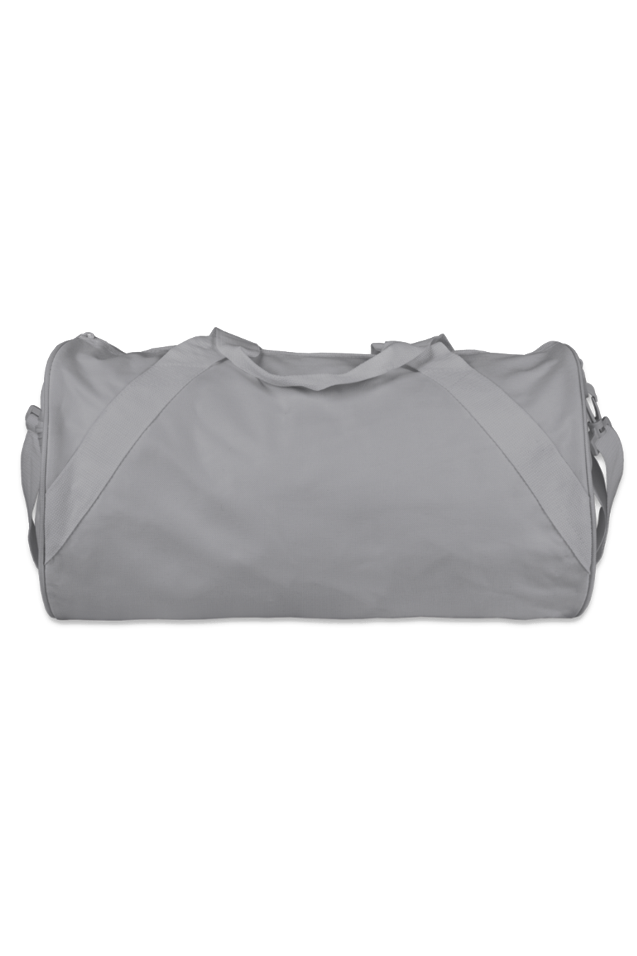 Not Yours Duffel Bag | Light Grey