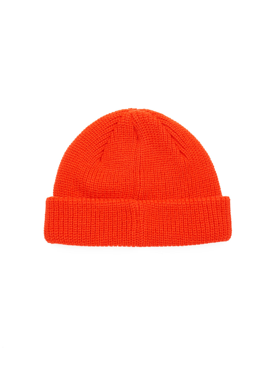 Micro Beanie | Brick Red - West of Camden