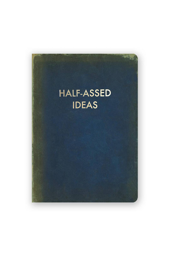 Half-Assed Ideas Journal | Medium