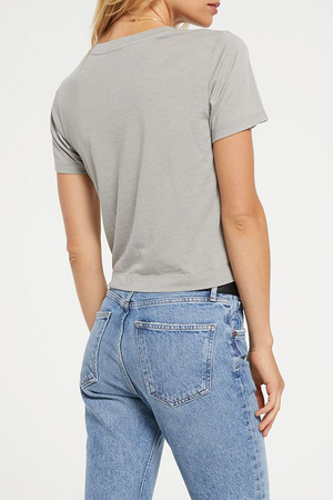 Classic Skimmer Tee | Dusty Sage