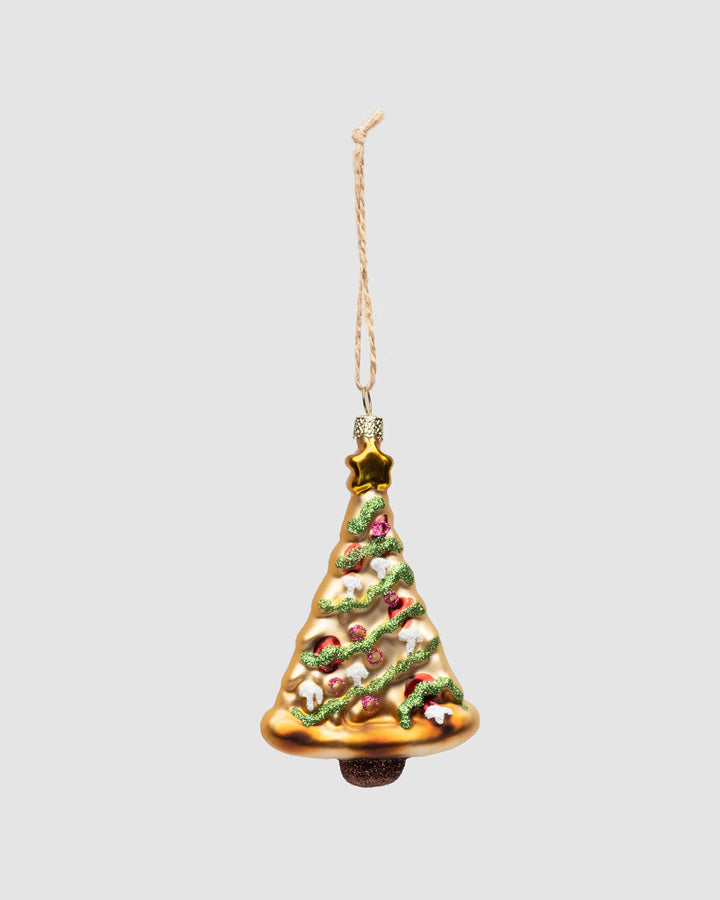 Pizza Tree Ornament - West of Camden